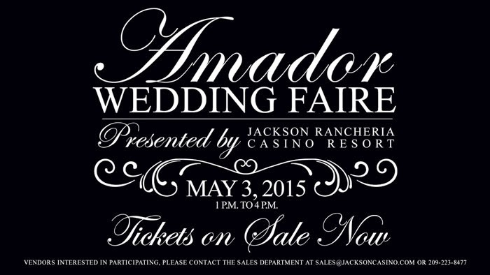 Amador Weddings
