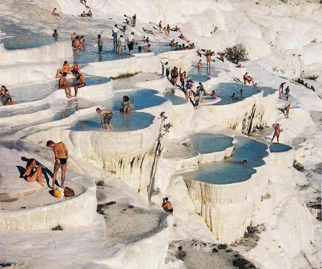 Denizli Turkey  city images : World Visit: Pamukkale Turkey