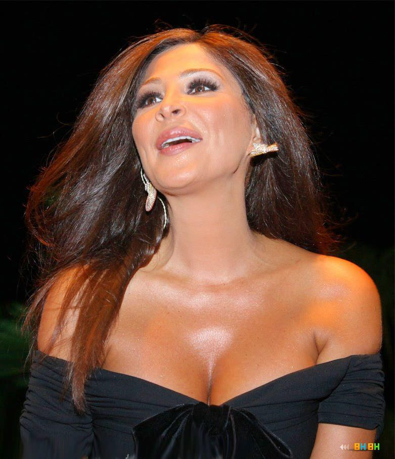 lebanon boobs