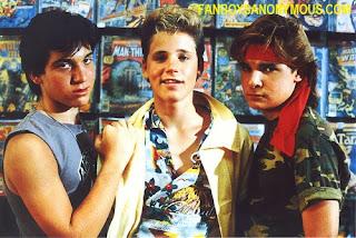 Lost Boys Corey Haim Corey Feldman