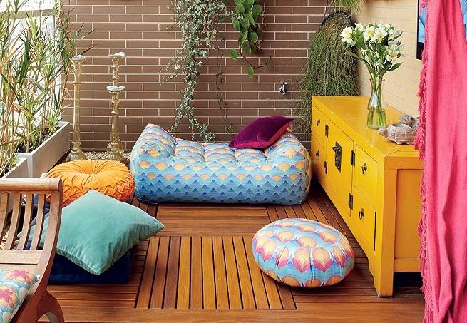 6 terrazas con encanto mi silla azul by lora - Decorar terrazas con encanto ...