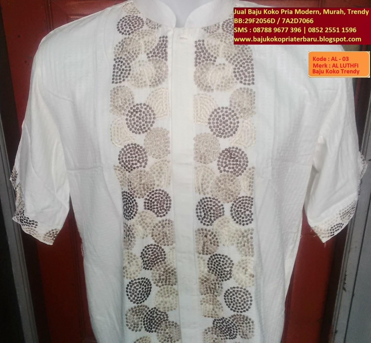 Jual Baju Koko Pria Modern Murah Trendy BB 5E65C8D8