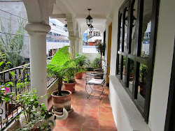 Hotel Casa Colonial in Panajachel, Guatemala