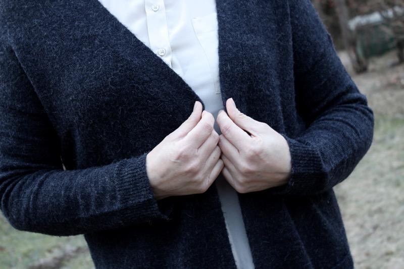 gardingan ja silkkipaita