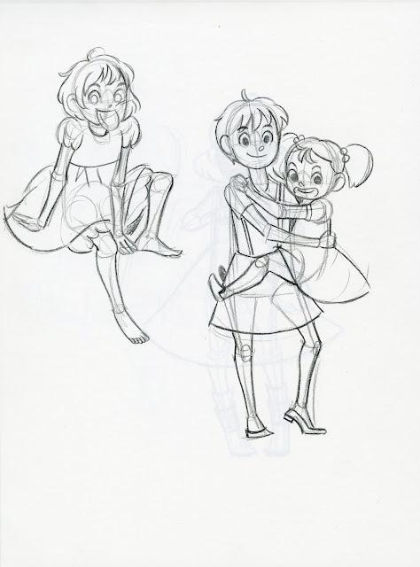 Studio Ghibli, Ponyo, Satsuki, Mei, My Neighbor Totoro