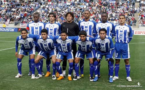 Honduras Squad for 2013 CONCACAF Gold Cup