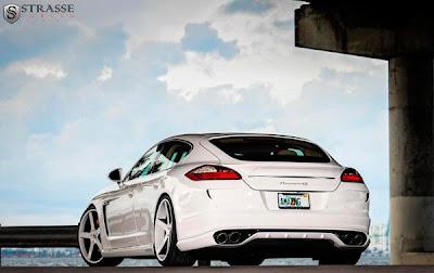 "Porsche Panamera aro 22"""
