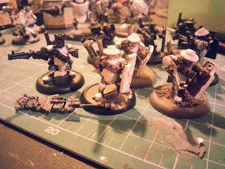 high sields gun corps