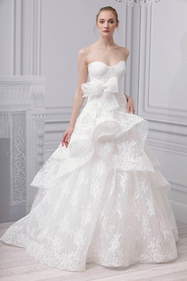 Cheap Wedding Gowns Online Blog Monique Lhuillier Wedding Dresses 2013