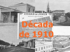 LA BELLE EPOQUE EN JUNIN_DECADA DE 1910