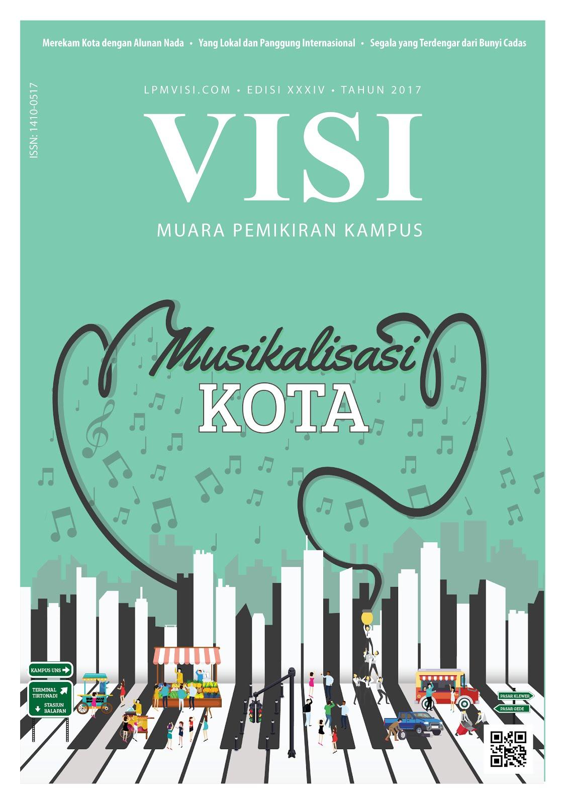 Majalah VISI Edisi 34