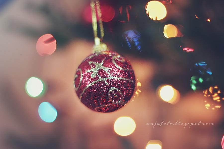 święta, christmas, bokeh,