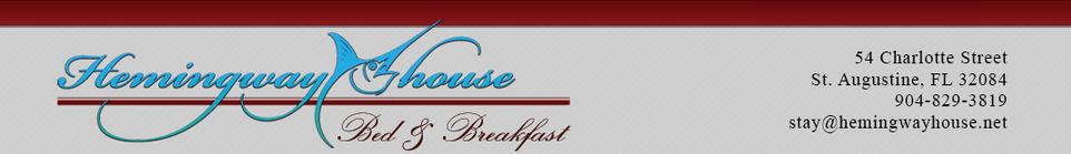 Hemingway House Blog