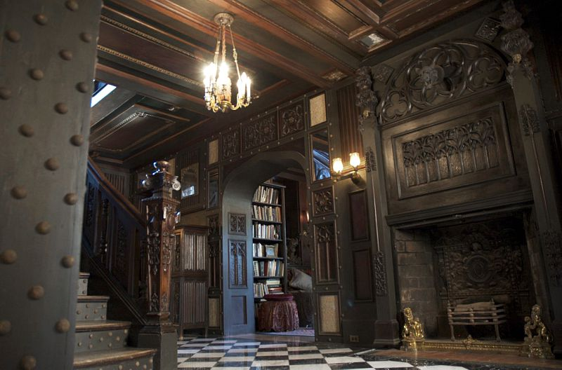 Gothic Style Interior Design old world, gothic, and victorian interior design: victorian