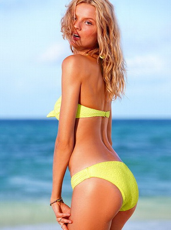 Models 2013 Summer Seas Victoria's Secret Swimwear 2014 Collection