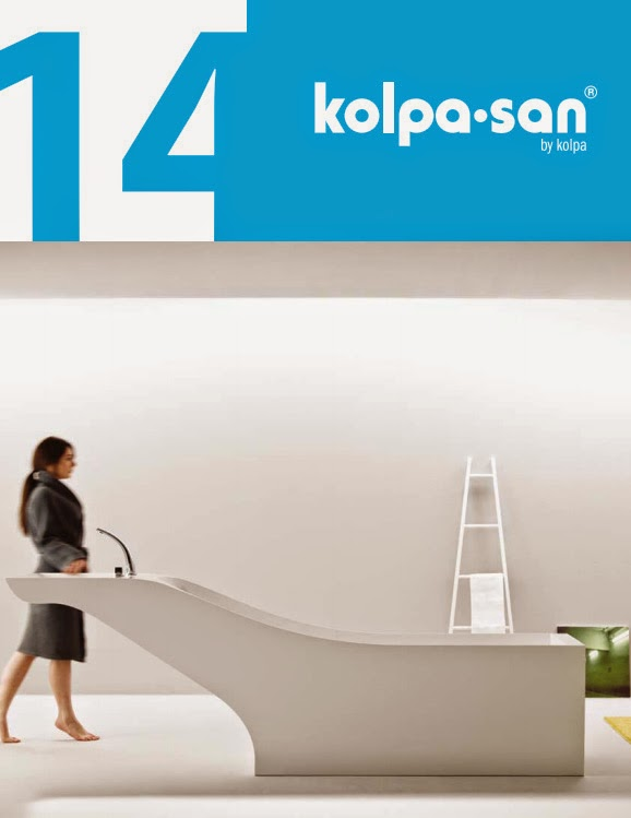 Новинки Kolpa-San 2014