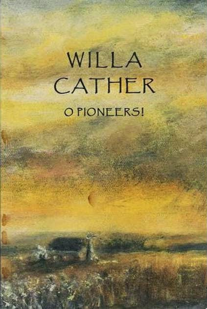 o pioneers by willa cather a tragedy or a triumph In the first of willa cather's renowned prairie novels, alexandra bergson takes over the family farm after her father's death and falls under the spell of the rich, forbidding nebraska prairiethe history of every country begins in the heart of a man or a woman, writes willa cather in o pioneers th.