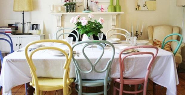 Salon comedor escandinavo: salón blanco y madera ¡una apuesta para ...