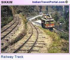 Sikkim soon to get railway connection