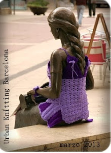 Urban Knitting Barcelona