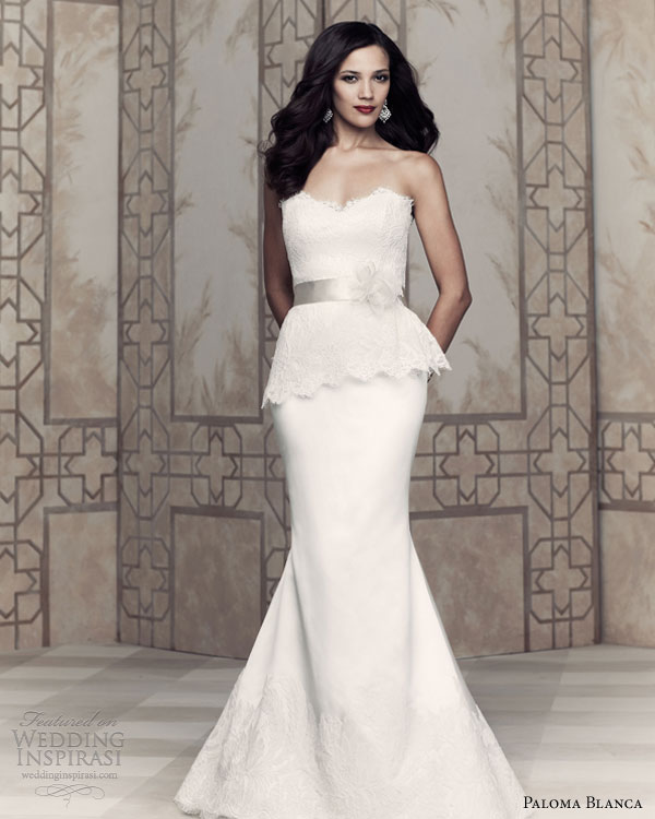 Tidebuy for Wedding dress for flat chest
