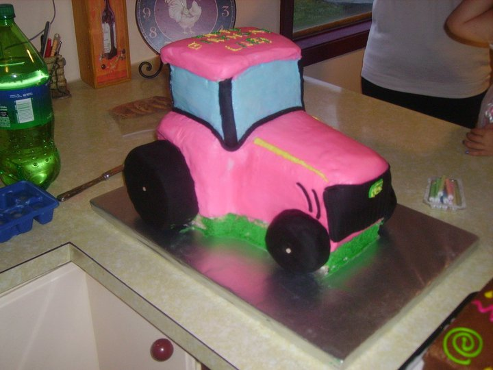 Faughnd Of Cakes Specialty 3d