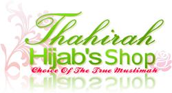 THAHIRAH HIJAB'S SHOP