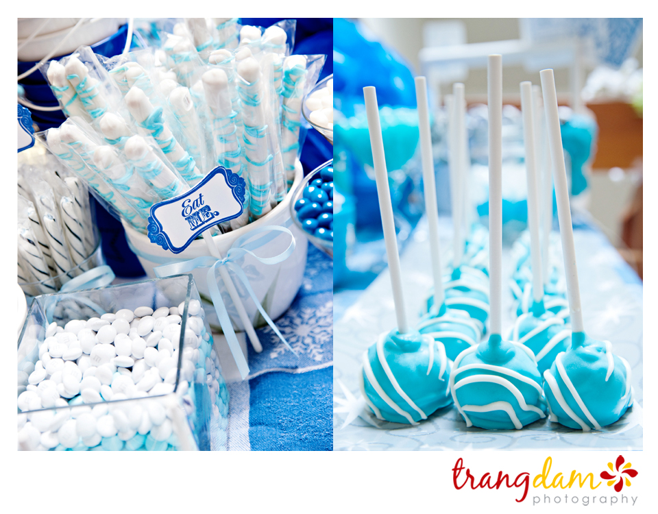 Baby Shower bocadillos