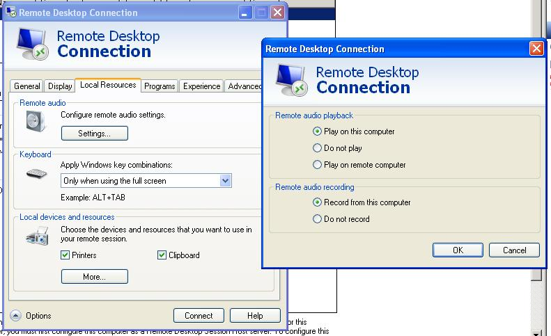 Server 2012 and 2008 r2 option 3: enable multiple rdp sessions via local policy