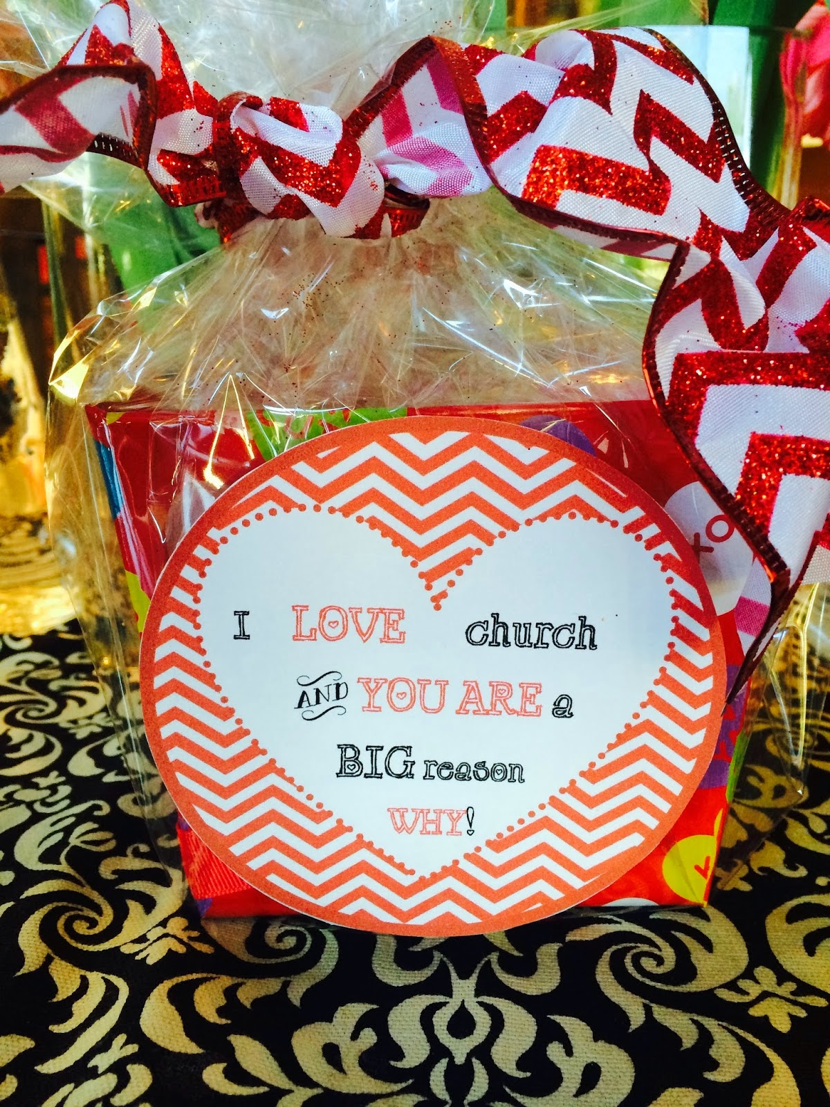 Valentine party ideas for church - School And Church Valentine Printables