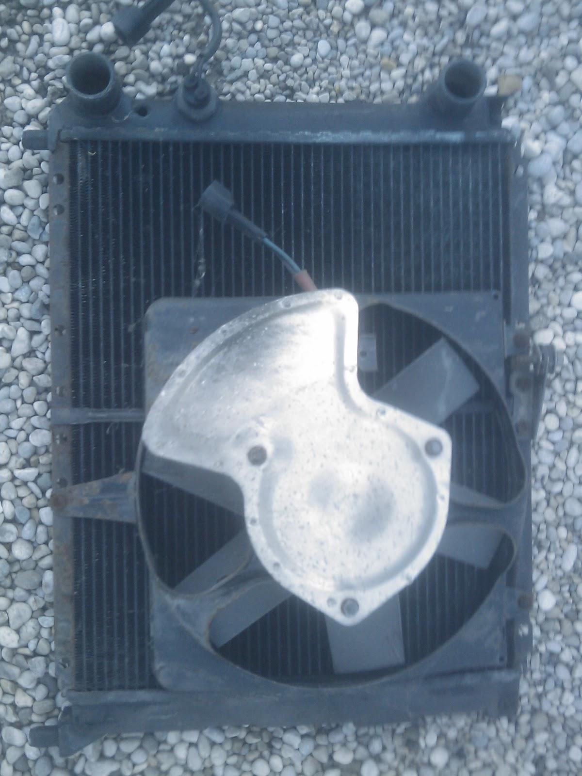 Delta integrale raffreddamento - Scambiatore di aria ...