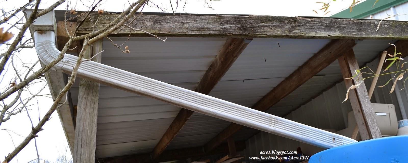 Acre1 DIY: Rain Barrels ~ Utilizing one of Nature's freebies...