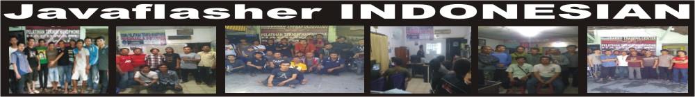 JAVA flasher INDONESIA