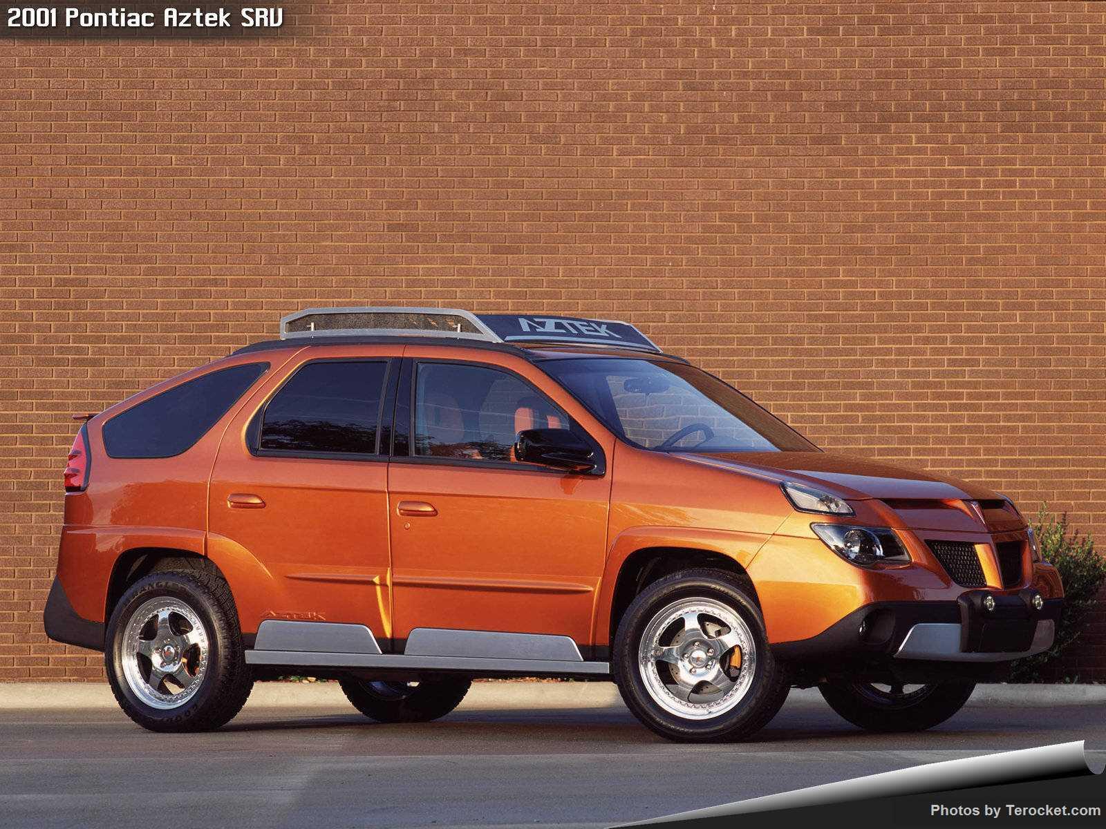 Hình ảnh xe ô tô Pontiac Aztek SRV 2001 & nội ngoại thất