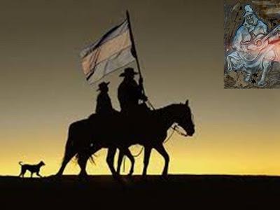 """Hoy es el """"Día nacional del Gaucho""""."""