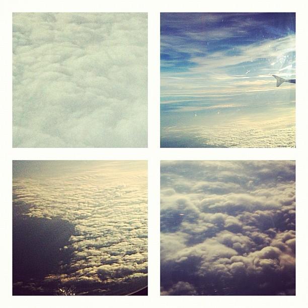 clouds,collage,Pablo Lara H
