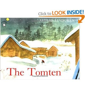Tomten by Swedish author Astrid Lingren