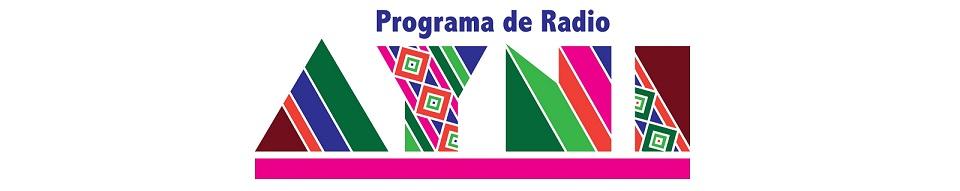 Programa de Radio AYNI