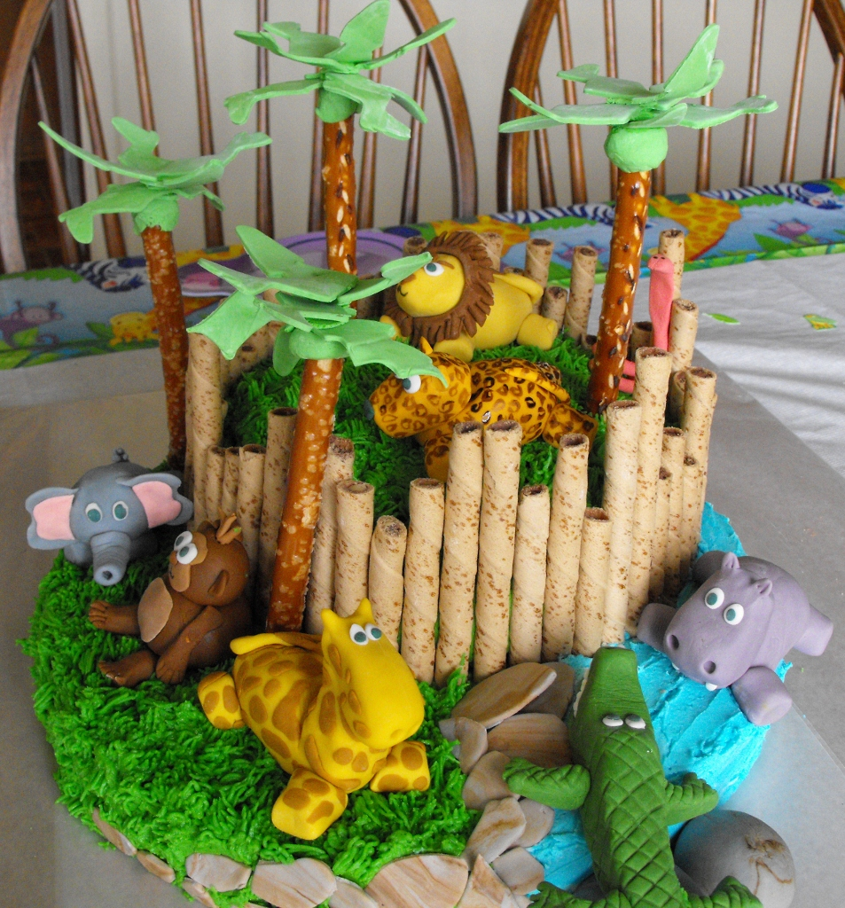 Cake Decoration Zoo : ZOO Cake! Lori s Sweets