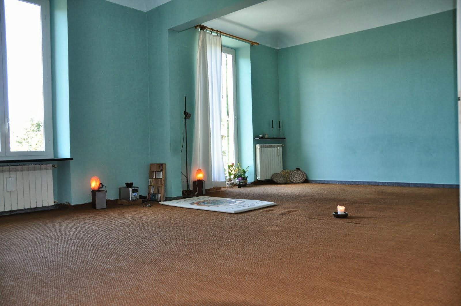 La sala di pratica del Cerchio