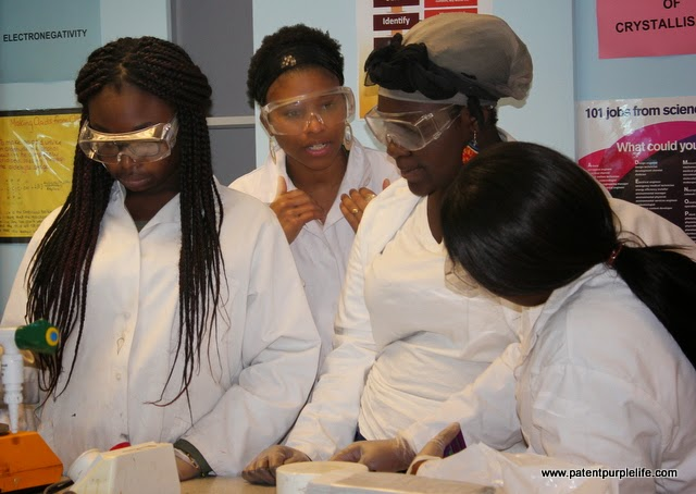 AfroDeity and Cosmetic Chemistry