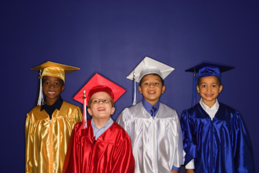 Graduation Shop: Graduation Cap And Gown Kindergarten: Where To Buy