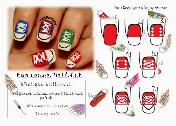 http://naildeesignz.blogspot.co.uk/2013/11/converse-nail-art.html