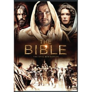 Movie Poster of The Bible Miniseries on The History Channel