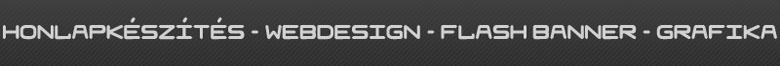 Honlapkészítés - Webdesign