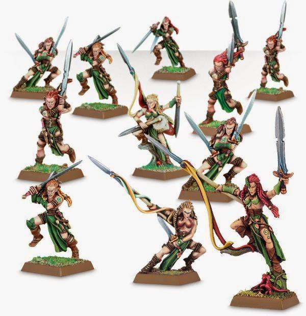 La Troupe de Wardancers