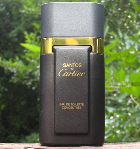 Cartier Santos Concentree