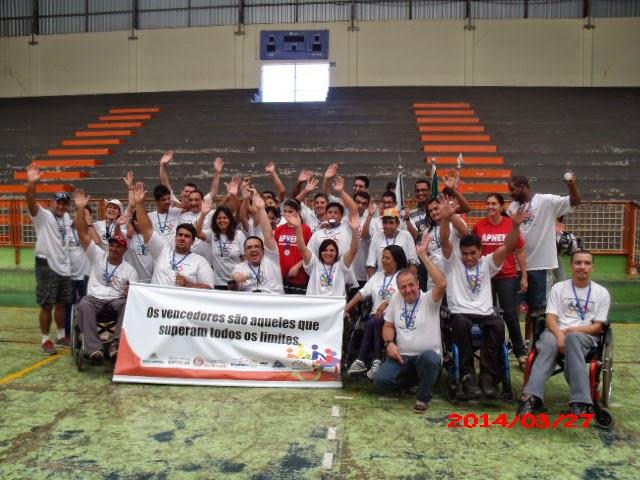 1º Festival Paralímpico de Nova Odessa