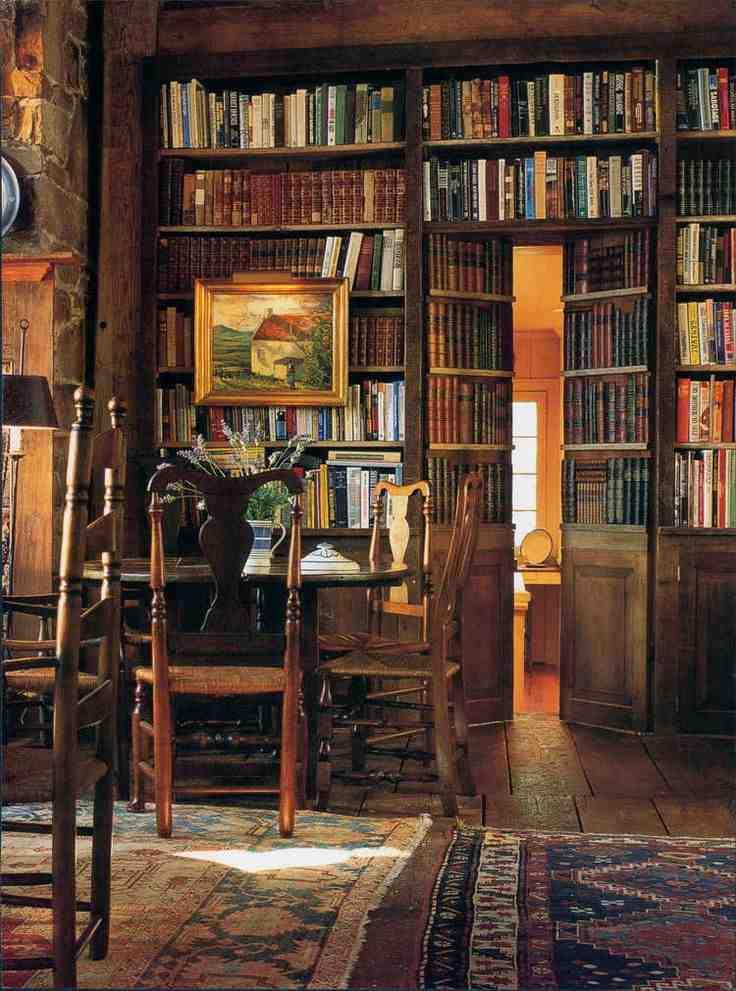 Stylowa biblioteka