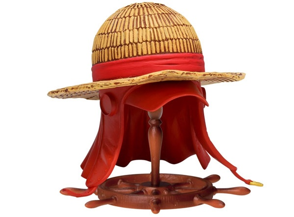 Figure do chapéu do Luffy